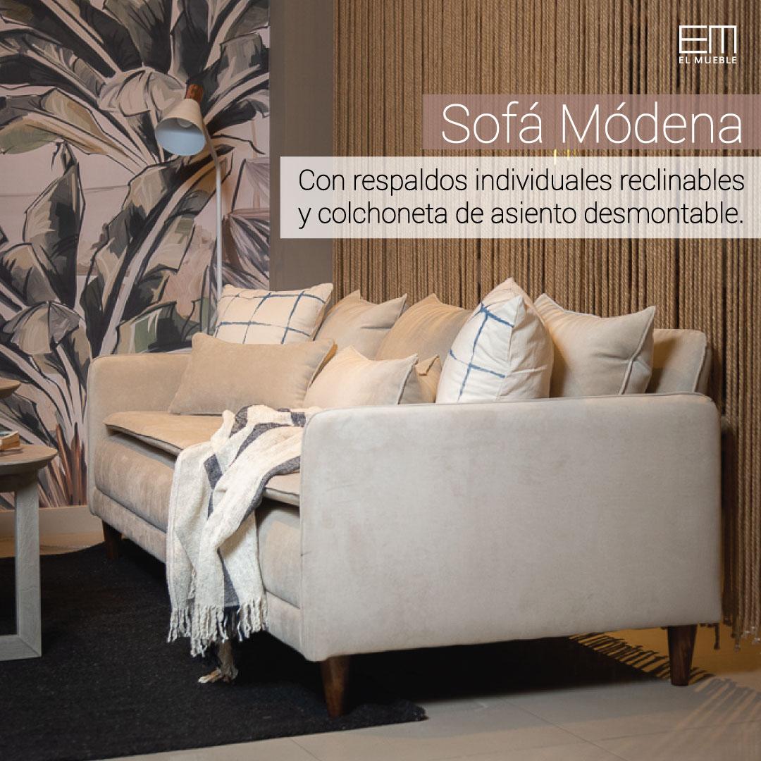 SOFÁ MODENA - EL MUEBLE