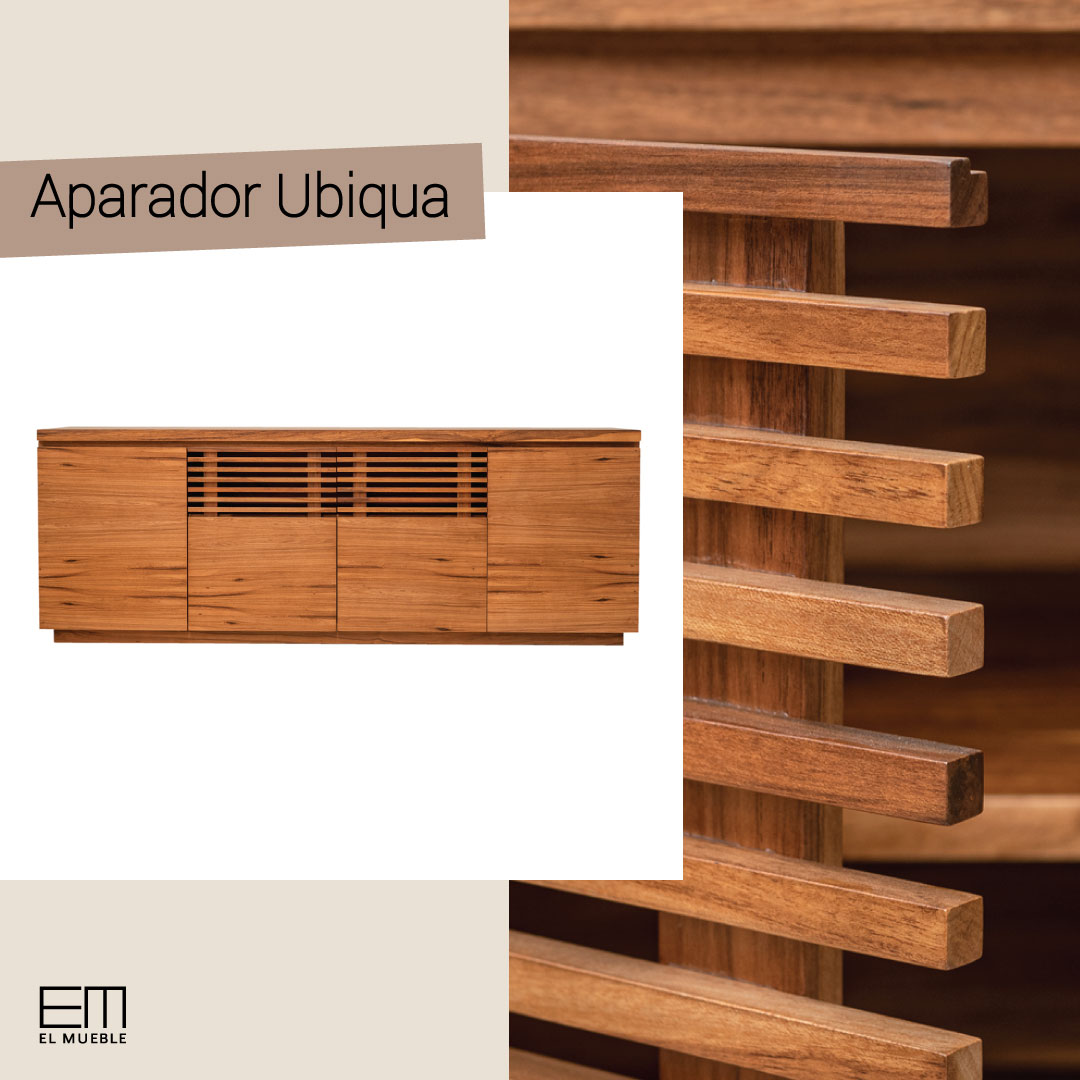 EL MUEBLE - APARADOR UBIQUA