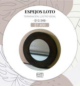 Espejo Loto SALE