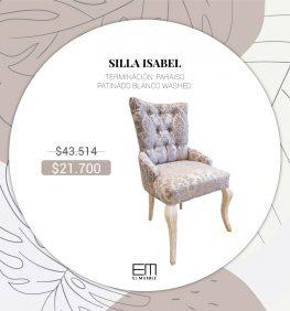 Silla Isabel SALE - EL MUEBLE